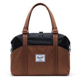 Herschel Strand Tote, saddle brown/black